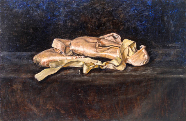 , 'Ballet Slippers,' 2014, Treason Gallery
