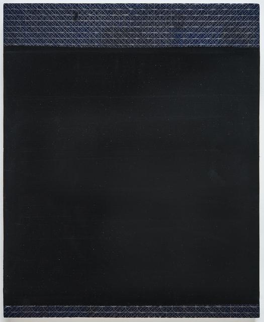 , 'Blue, Black Cold Study I - Brooklyn,' 2014, Reynolds Gallery