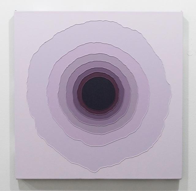 Taro Morimoto, 'méditation', 2019, Painting, Oil and acrylic on denim, GALLERY TAGA 2