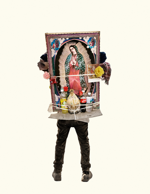 , 'The Road to Tepeyac #67 (Drinks Shelf and Hindu Gods),' 2010, The Ravestijn Gallery