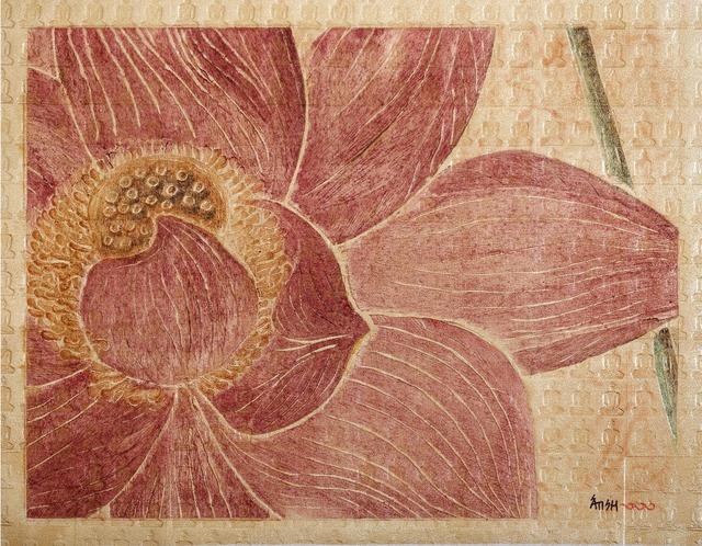 , 'Lotus sutra,' 2016, Arushi Arts