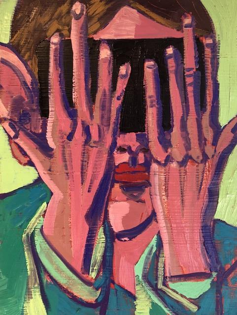 , 'Blinder,' 2018, V1 Gallery