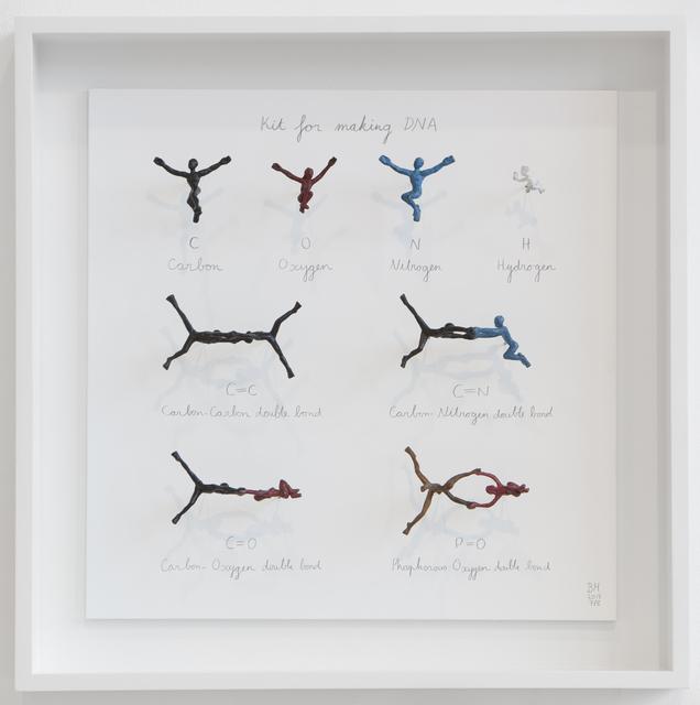 , 'Kit for Making DNA,' 2014, Pangolin