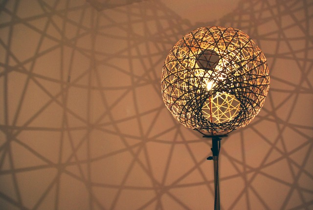 Olafur Eliasson, 'Fivefold Sphere Projection Lamp,' 2006, Harn Museum of Art