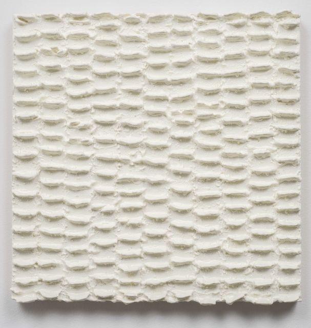 , 'Little White Grid,' 2008, De Buck Gallery