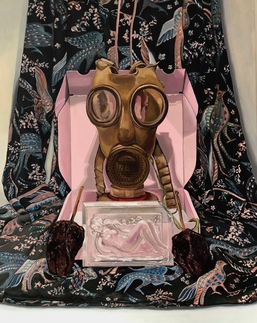 , 'Pink Nightmare,' 2019, First Street Gallery