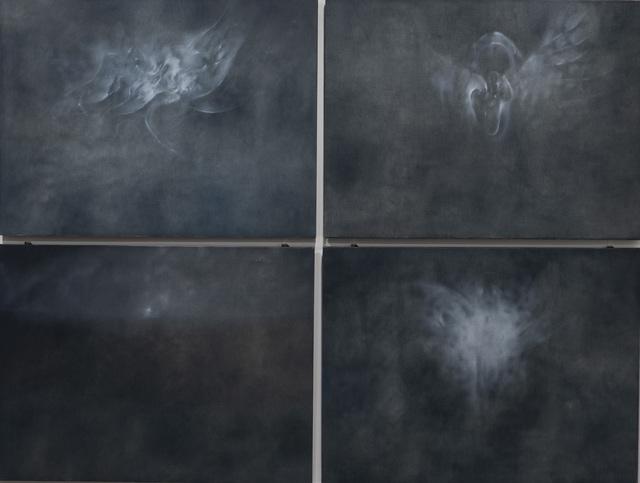 Miloš Todorović, 'Total Fucking Darkness', 2020, Painting, Oil on canvas, Drina Gallery