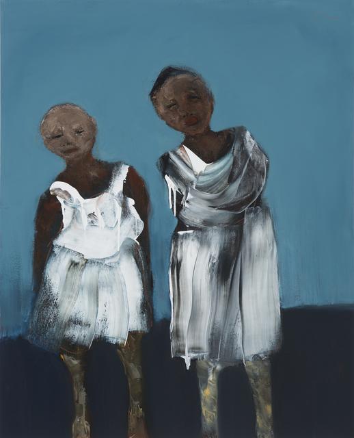 , 'Standing in Judgement,' 2016, Slete Gallery