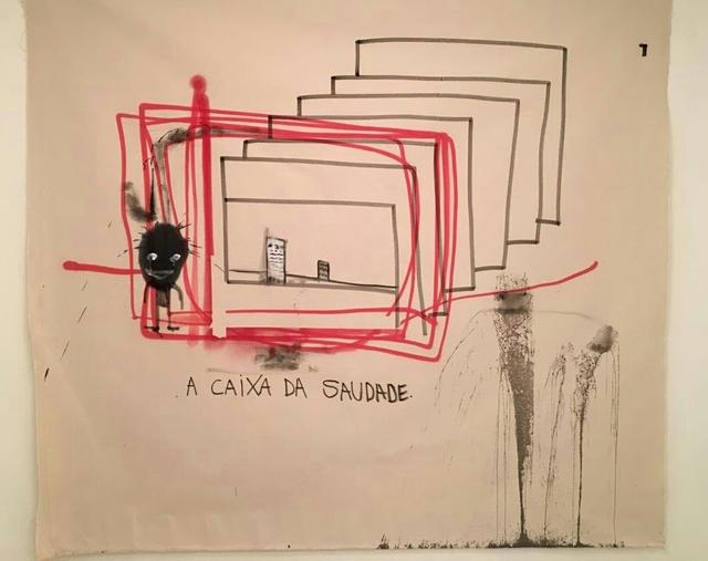 , 'Caixa da Saudade,' 2017, Mercedes Viegas Arte Contemporânea