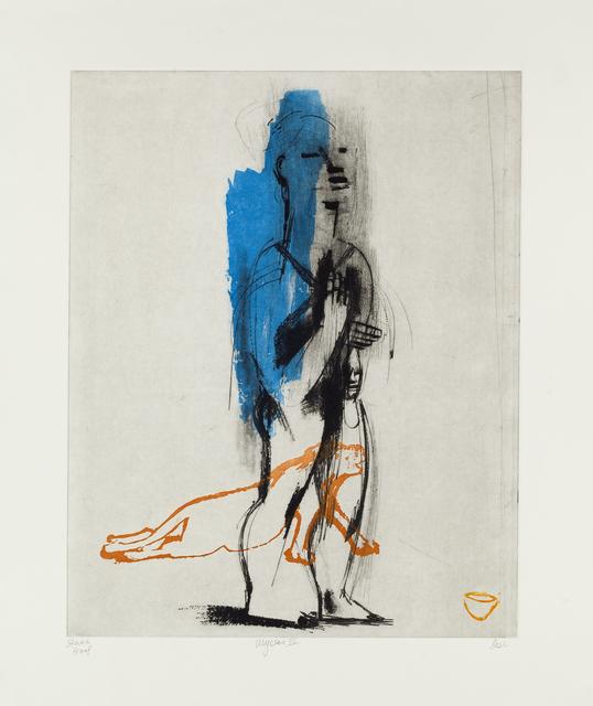 , 'Ulysses III,' 2002, David Krut Projects