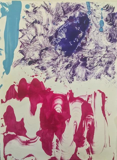 Catherine Howe, 'Large Summer Flower VIII', 2015, Cross Contemporary Art