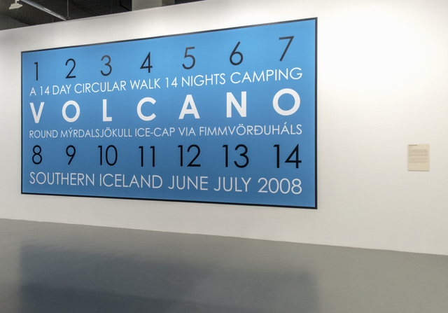 , 'Volcano Iceland,' 2008, Istanbul Modern