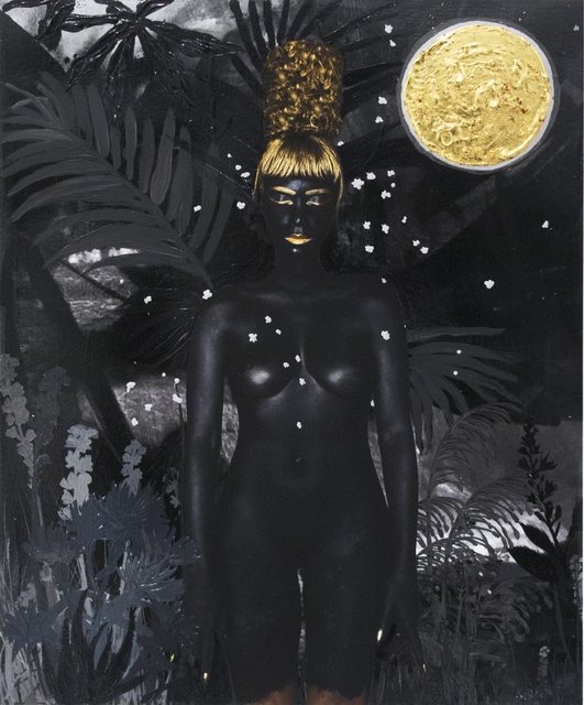, 'The Dark Continent Series - No VIII,' 2016, Mariane Ibrahim Gallery