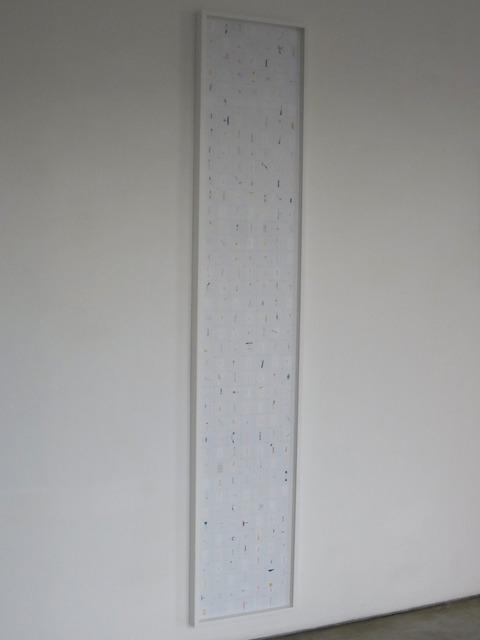 , 'Diaporama III,' 2013, Galería del Paseo