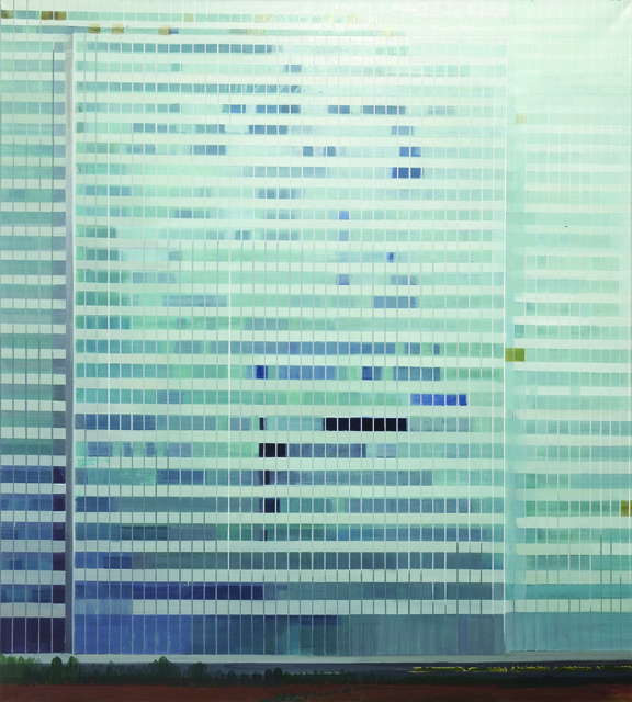 , 'Tyssen Headquarters,' 2002, ONE AND J. Gallery