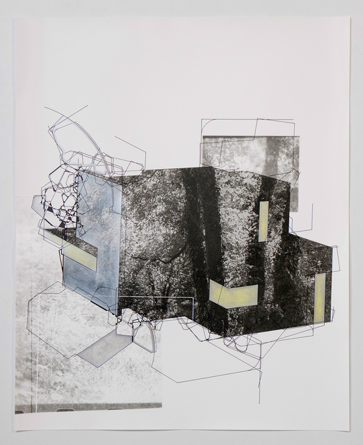, 'Architectural Nature No. 6,' 2016, JHB Gallery