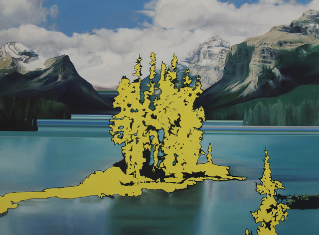 , 'Yellow Pines,' 2017, Visions West Contemporary