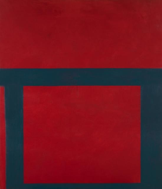 , 'Cool Series #18, Deceptive Beat,' 1961-1963, Cavalier Galleries
