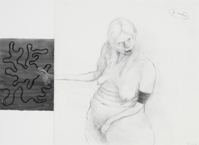 Michael Kvium, 'Be Creative', Bruun Rasmussen