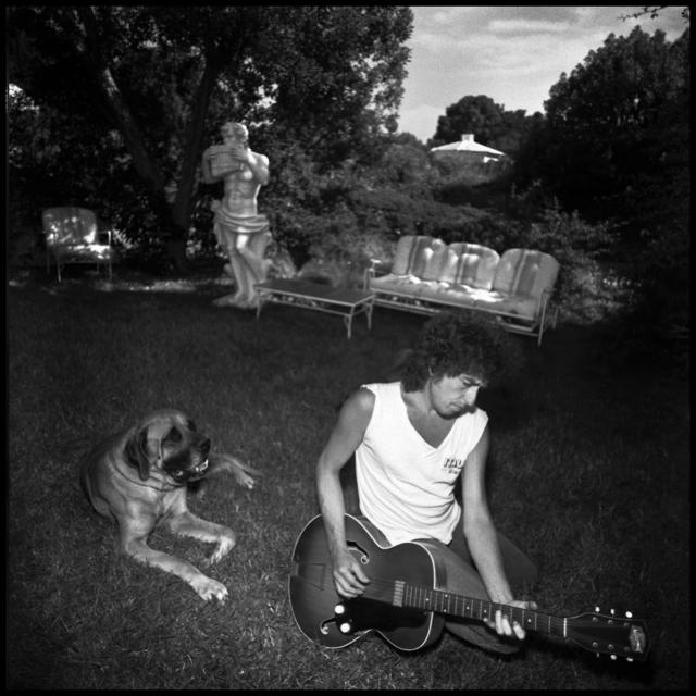 David Michael Kennedy, 'Bob Dylan in His Backyard', 1985, Gallery 270