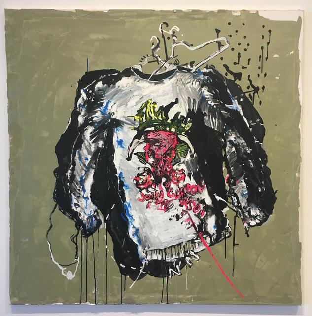 , 'Untitled (Alva, John Tex Gibson, circa 1985),' 2016, Erin Cluley Gallery