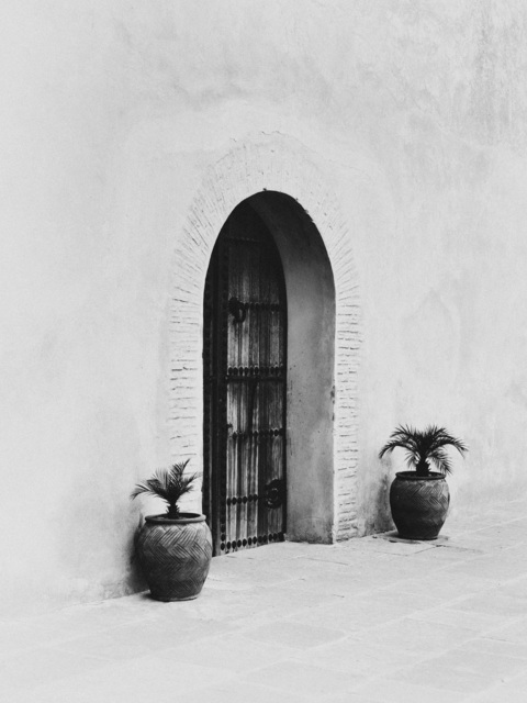 , 'Gate of Fez, from the series 'Karawan',' 2017, Kahmann Gallery