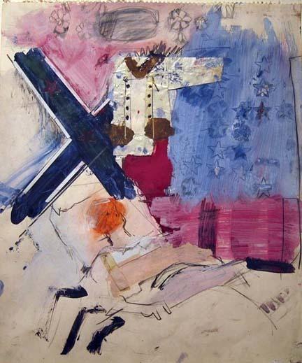 , 'Civil War,' ca. 1961, Rosenfeld Gallery