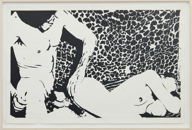 , 'Untitled,' 1967, Häusler Contemporary