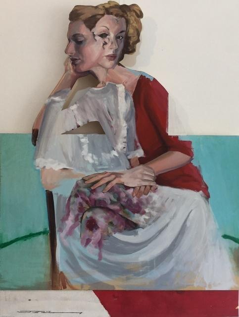 , 'Orlando,' 2014, Rebecca Hossack Art Gallery