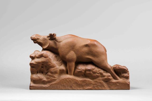 Sèvres Porcelain Manufactory, 'Garine Moose', 1931, Galerie Dumonteil