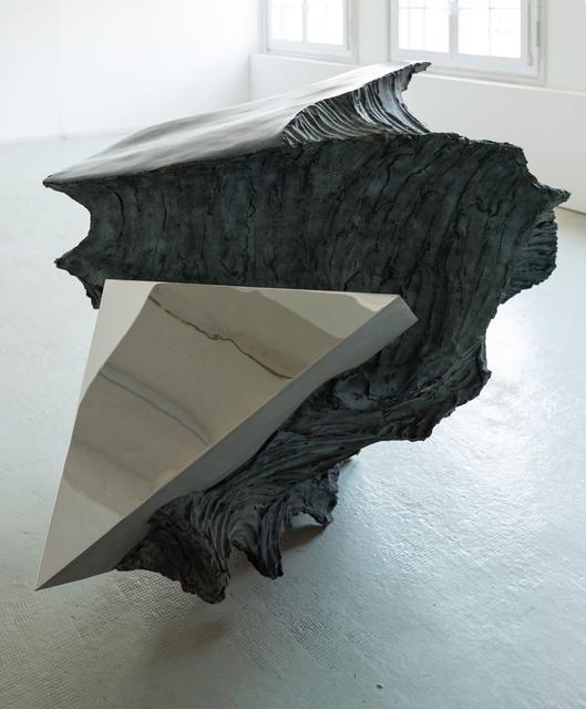 , 'Geometria nelle mani - triangolo (piccolo),' 2005, Konrad Fischer Galerie