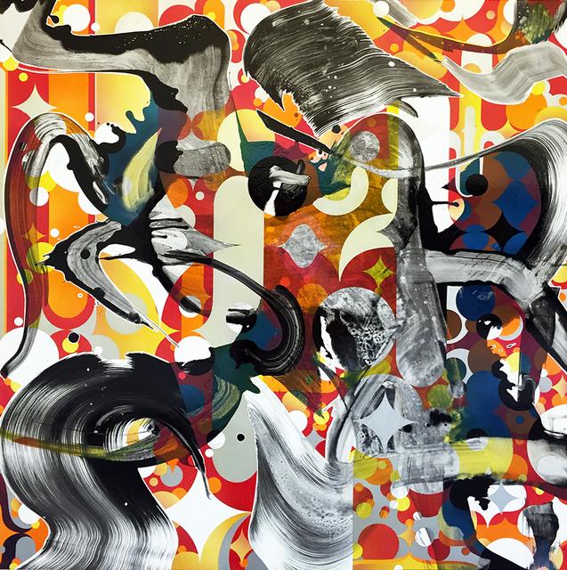 , 'Manipulation of Authenticity 4 ,' 2016, Seraphin Gallery