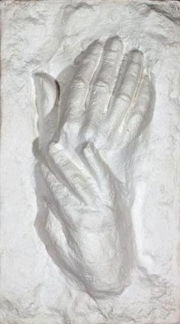 , 'TWO HANDS I,' 1979, bG Gallery