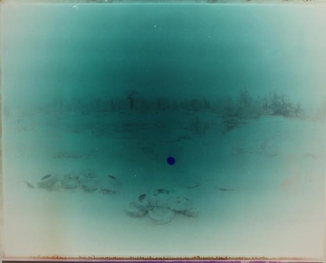 Janie Julien-Fort, 'Punctum bleu', 2012, La Castiglione Gallery