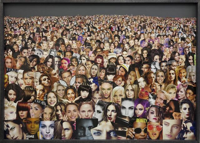 , 'Audience-Cosmopolitan,' 2013, Mario Mauroner Contemporary Art Salzburg-Vienna
