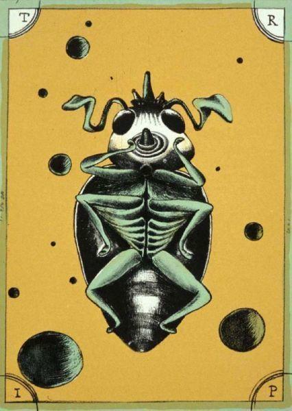 , 'Her Baby the Bug,' 2000, Tamarind Institute