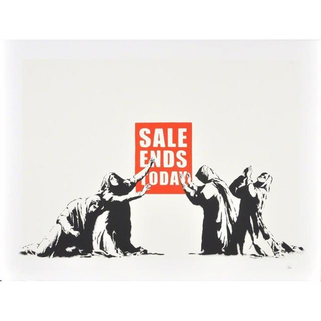 Banksy, 'Sale Ends', 2006, Galerie C.O.A