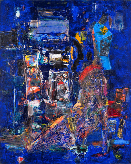 , 'In Blue,' 2016, ArtWizard