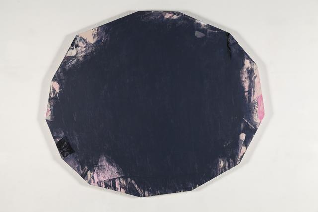 , 'Poligono scuro,' 1990, Lorenzelli arte