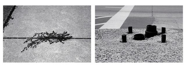 , 'Eruption- Contraposition- Association,' 1973/2011, Ana Mas Projects