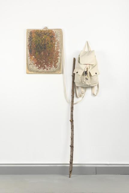 Margie Livingston, 'DAY HIKE: WALLACE FALLS', 2018, Greg Kucera Gallery