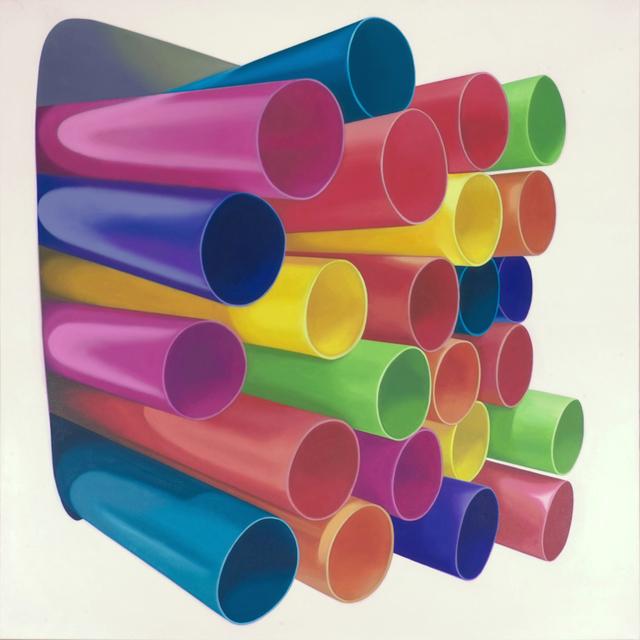 , 'Untitled (Tube),' 2014, Galerie Sandhofer