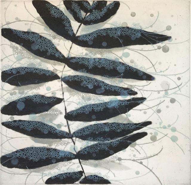 , 'Fern-14,' 2013, Warnock Fine Arts