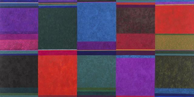 , 'Contrepoint,' 2014, Simões de Assis Galeria de Arte