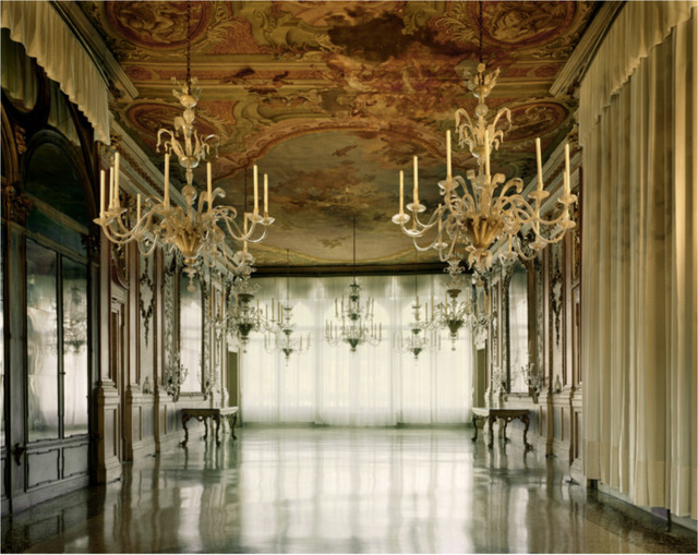 Michael Eastman, 'Ballroom, Venice', 2008, William Shearburn Gallery