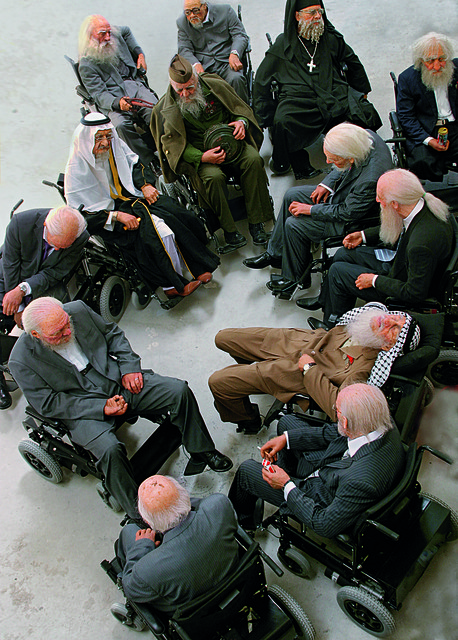 , 'Old People's Home,' 2007, Kunstmuseum Bern