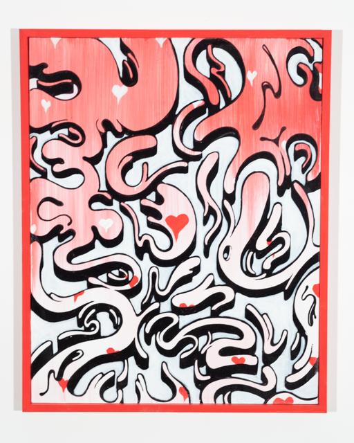 , 'Smoke 2,' 2017, Ki Smith Gallery