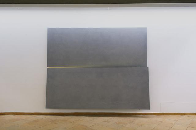 , 'Grigio oro, orizzonte,' 2016, Vistamare
