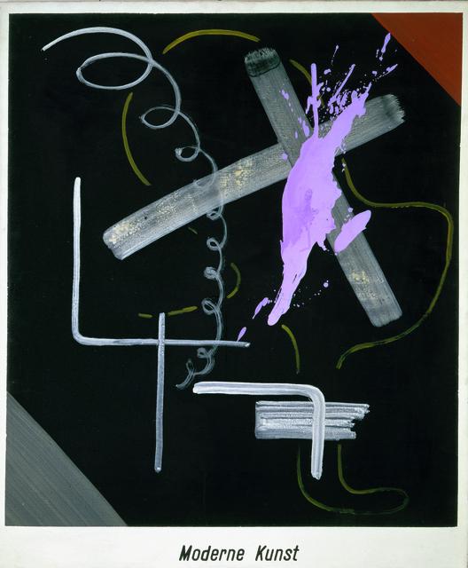 , 'Modern Art (Moderne Kunst),' 1968, Museum Ludwig