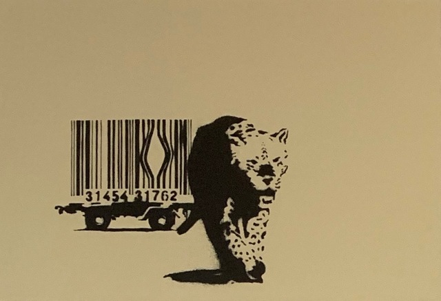 Banksy, 'Barcode', 2005, End to End Gallery